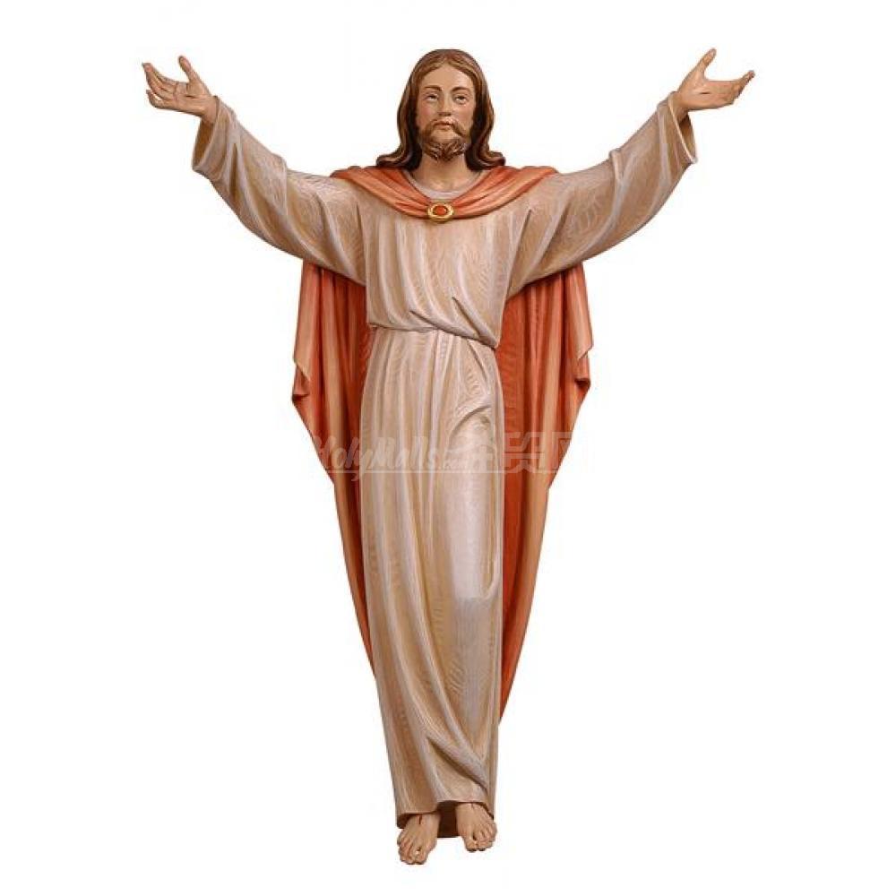 耶稣升天像30cm